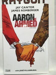 Aaron et Ahmed A Love Story Couverture Rigide Graphic Novel Vertigo GDh15pUS-08150941-483998181