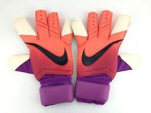 dinámica instalaciones Sofisticado  Nike GK Vapor Grip 3 Reverse Stitch Promo Goalkeeper Gloves Mens PGS226-860  | eBay