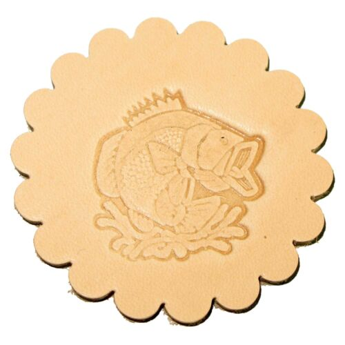 Bass Leathercraft 3-D Stamp 88362-00