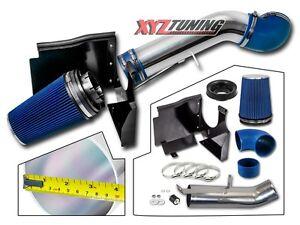 4-034-BLUE-99-06-Sierra-1500-2500-3500-V8-Cold-Air-Intake-Induction-Kit-Filter