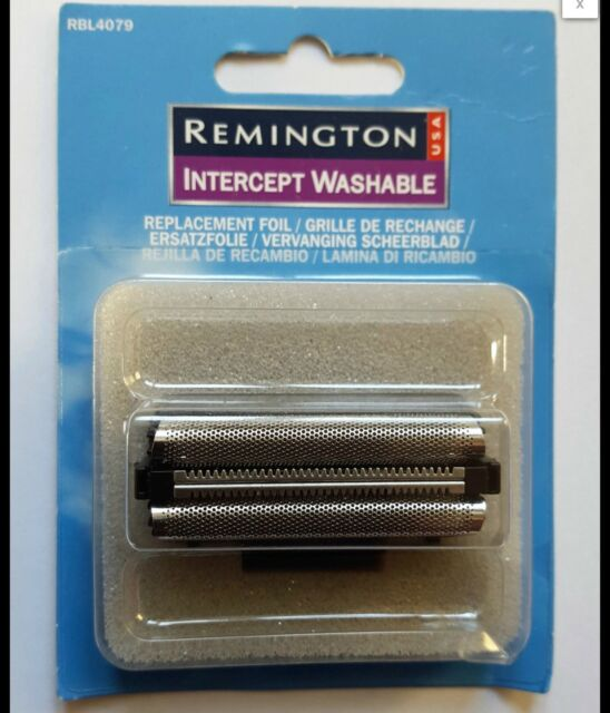 REMINGTON INTERCEPT WASHABLE REPLACEMENT FOIL RBL4079
