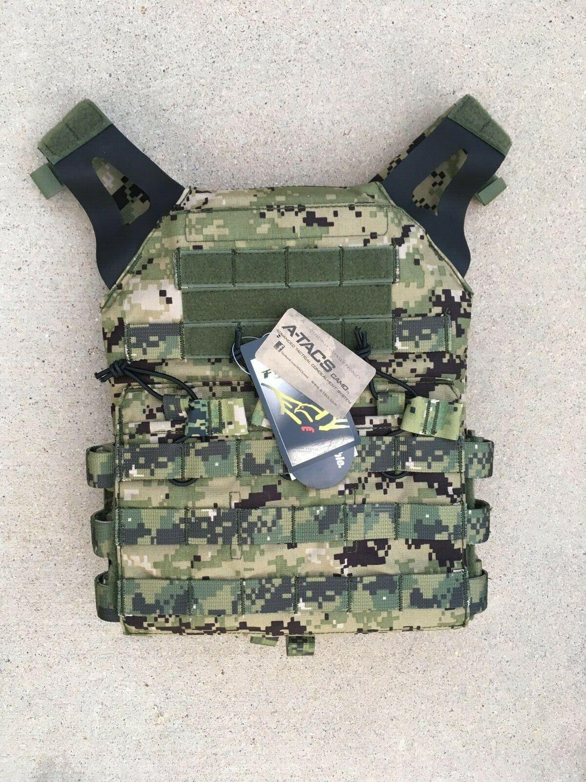 FLYE JPC Swift Plate Carrier Vest 1000D Cordura - AOR2