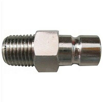 """Waveline 1//4/"""" Male NPT Fuel Tank Fitting for Yamaha /& Hidea Outboard Engines"""