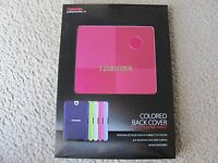 Genuine Toshiba Back Cover For Toshiba's Thrive 10 Tablet – Raspberry Fusion