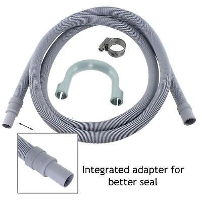 Genuine Hotpoint Indesit Washing Machine Drain Waste Outlet Pipe Hose C00142206