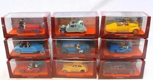 TINTIN-Herge-coche-a-escala-1-43-car-chosee-your-model-TIN-TIN