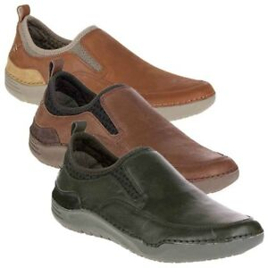 NEW-Mens-Hush-Puppies-Crofton-Method-Casual-Shoes-Slip-On-Pick-Size-amp-Color