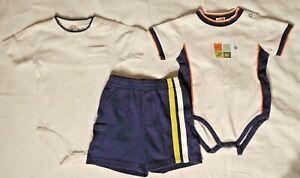 Gymboree Boys Shorts Tops Lot Size 6-12 Months