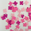 Martha-Stewart-Clover-Punch-Scrapbooking-50-Pcs-Cardstock-Party-Craft-Confetti