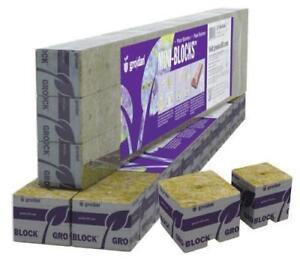 45Pcs-Grodan-1-5-034-x1-5-034-x1-5-034-Delta-Mini-Grow-Blocks-Strip-w-Holes-Rock-wool-Cube