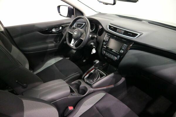 Nissan Qashqai 1,3 Dig-T 140 Acenta - billede 4