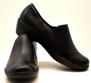 31ab6a2f34 Clarks Shoes Women's Slip Resistant Black US SZ 7 - FREE SHIPPING ...