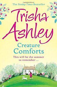 Trisha-Ashley-Creature-Comforts-Tout-Neuf-Livraison-Gratuite-Ru