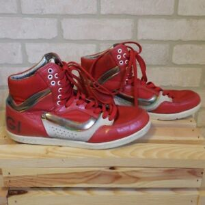 talla Style Top Hi Cw1101 Sneakers Hombres 9 Coogi Red w0PIq0R