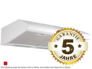Silverline likya liu 953.1 w unterbau dunstabzugshaube weiß 90 cm ebay