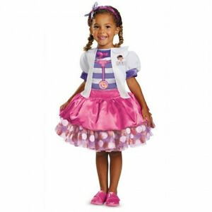 Doc McStuffins Tutu Deluxe Toddler//Child Costume