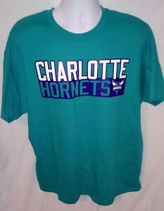hot sale online d73ee 56cc7 Details about Charlotte Hornets Dwight Howard Jersey Style T-shirt NWT! NBA  Buzz City NC