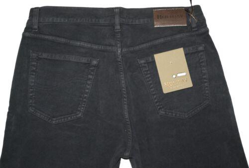 Pantalone uomo HOLIDAY fustagno 46 48 50 52 54 56 58 60 elasticizzato grigio