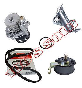 jetta golf beetle 1 8 1 8t timing belt water pump tensioner roller