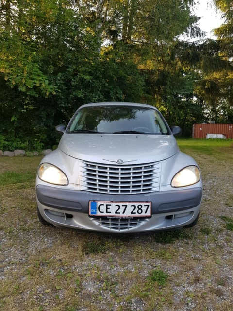 Chrysler PT Cruiser, 2,0 Limited aut., Benzin, aut. 2001,…