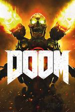 Doom- Key Art Poster Print, 24x36