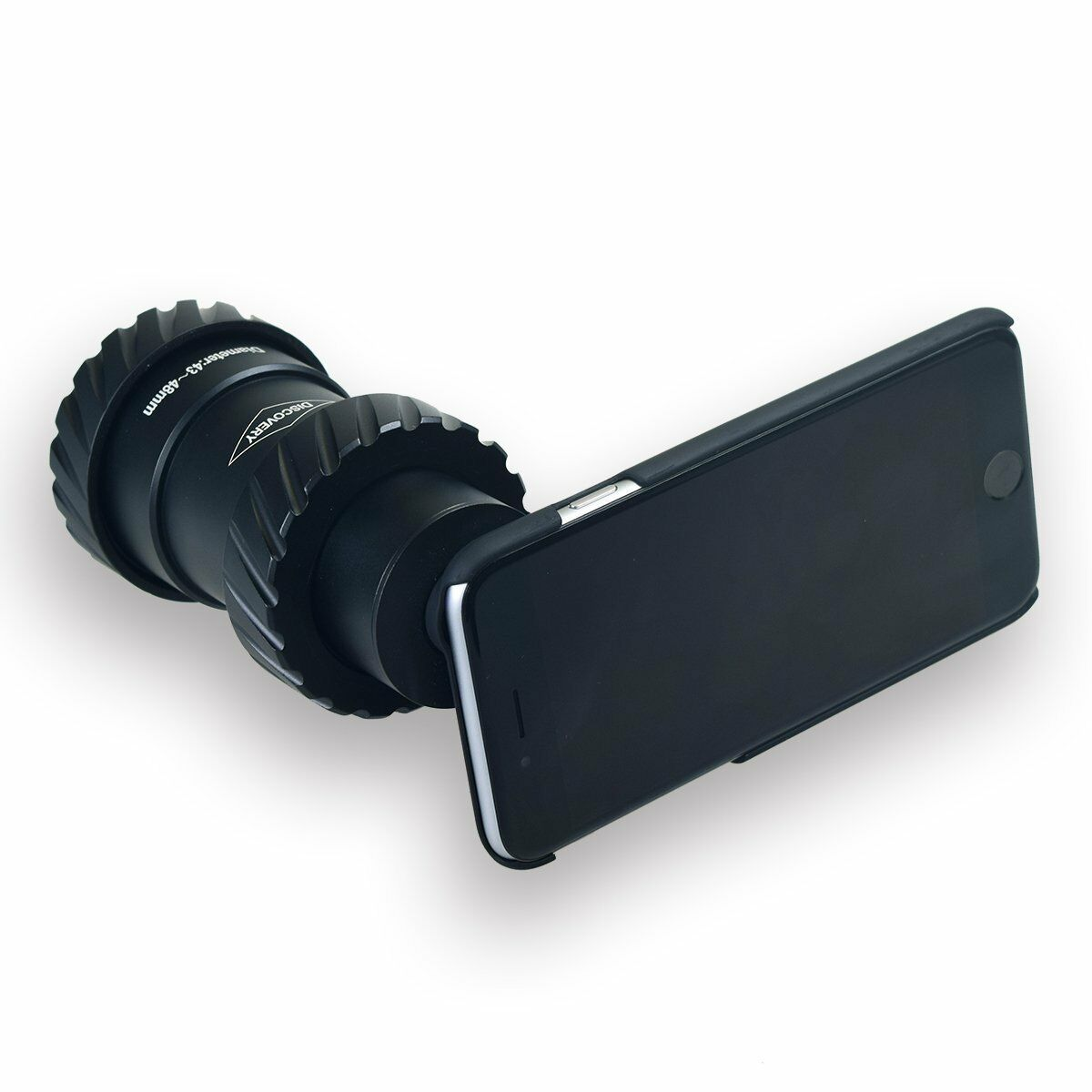 Discovery Optics 38-48mm Rifle Scope + IPhone 5 5S Case