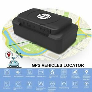 Hidden Gps Tracker For Car >> Portable Magnetic Hidden Gps Tracker For Car Vehicle Tracking Device
