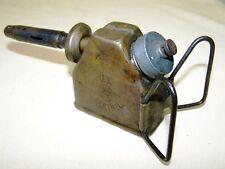 Petite antique Lampe à souder Gustav Barthel etT. Brûleur de soudage,
