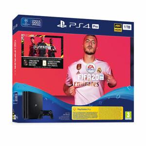 CONSOLE-PS4-PLAYSTATION-4-PRO-1TB-FIFA-20-NUOVA-GARANZIA-2-ANNI-ITALIA
