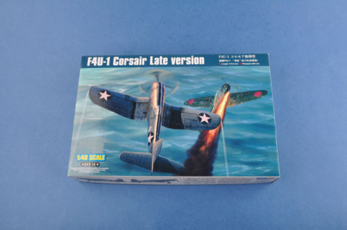 Hobbyboss Model Kit 1 48 HBB80382 F4U-1 Corsair Late Version
