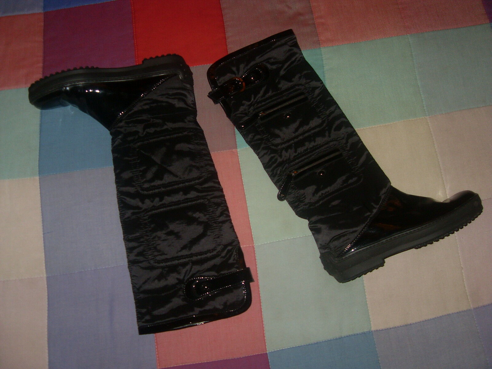 bottes Tods Tod 's largas  precio real Taille Taille Taille 36  medio medias 37 326c9f