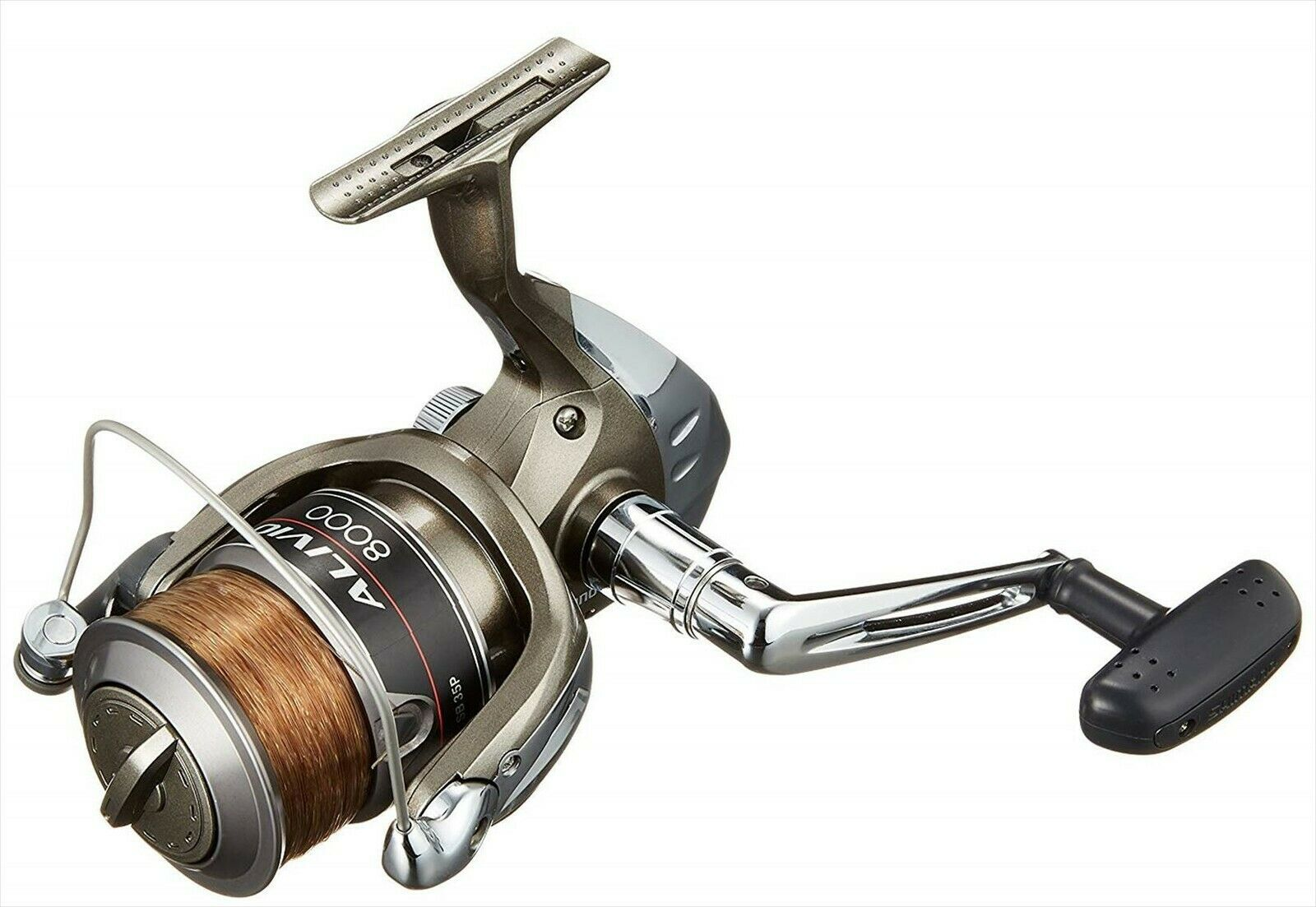 Shimano ALIVIO 8000 Spinning Reel Japan New
