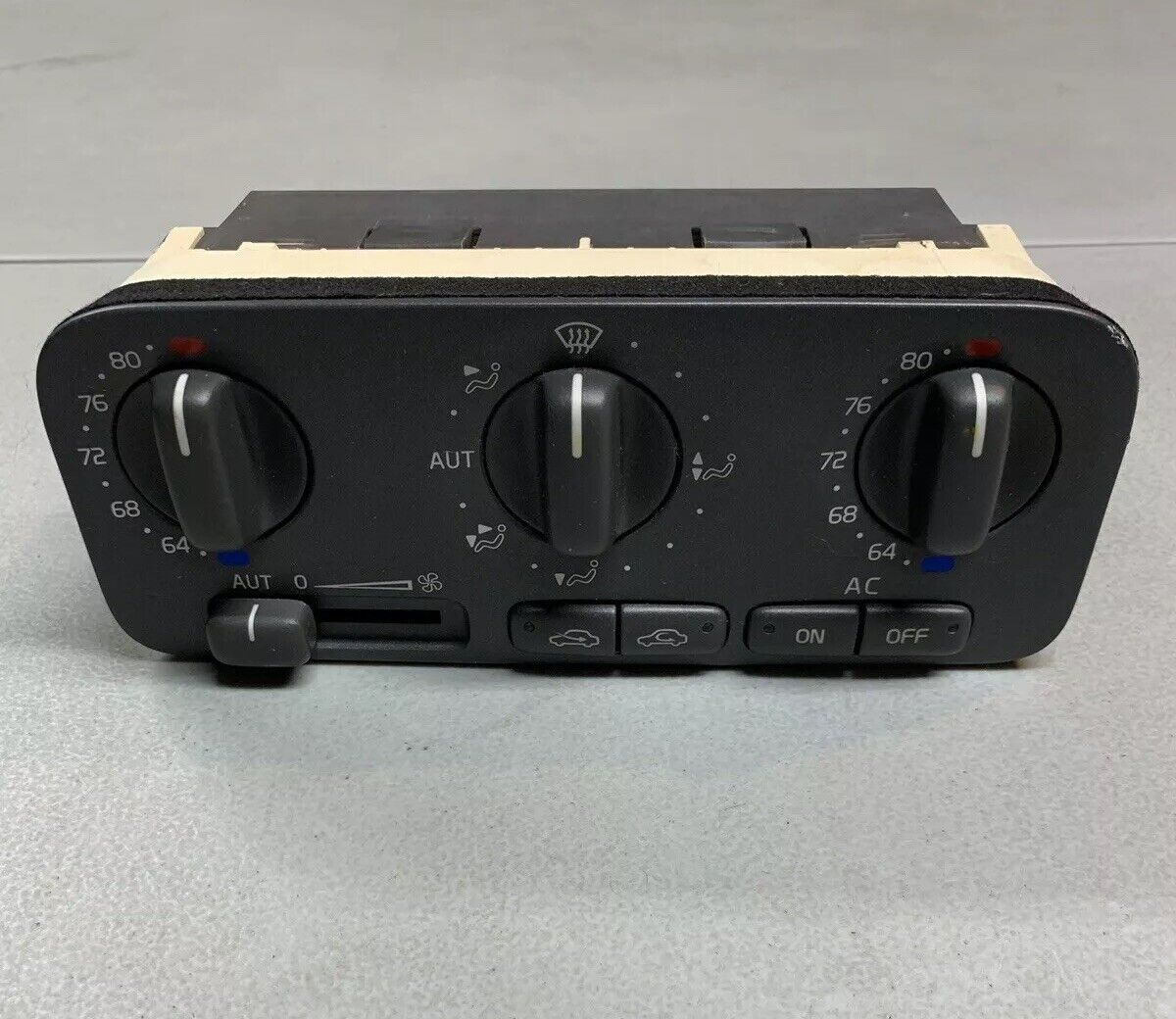 Volvo V70 Classic C70 S70 Heater Automatic Air Conditioning Controls 9171799