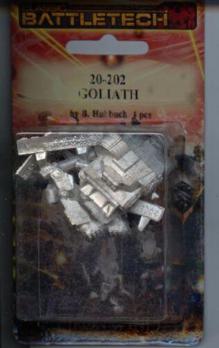 Battletech Goliath GOL-4S Mech MINT Iron Wind Metals