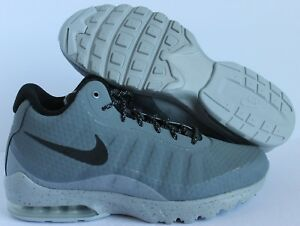 Details about Men's Nike Air Max Invigor Mid Cool GreyBlack Wolf Grey 9 [858654 005] Sample