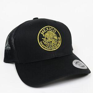 Gorra La Federal Mexico Snap Back Trucker Hat Mesh Adjustable Visera ... 3fbe8c637ea