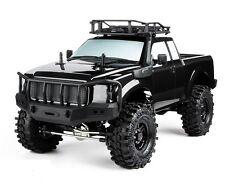 RC Truck Body Shell 1/10 KOMODO Pick Up ROCK CRAWLER Body BLACK  FINISHED  -NEW-