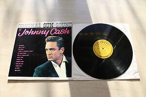 Johnny Cash , Original Sun Sound Of Johnny Cash , SUN LP 1275 , 75-1/75-2/GB - Sankt Augustin, Deutschland - Johnny Cash , Original Sun Sound Of Johnny Cash , SUN LP 1275 , 75-1/75-2/GB - Sankt Augustin, Deutschland