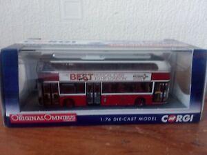 Om46616b Nouveau bus Routemaster