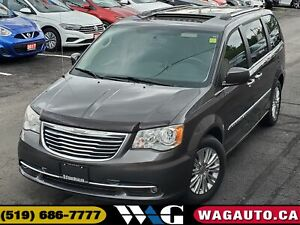 2015 Chrysler Town & Country   NAV   CAM   LEATHER   ALL CREDIT ACCEPTED  