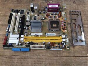 Asus-LGA775-Micro-ATX-Motherboard-with-I-O-BackPlate-P5GC-MX-V-i945GC
