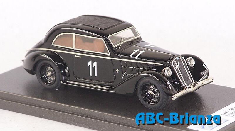Am43347 alfa romeo romeo 6c 2300b Touring 24h Pescara 1935
