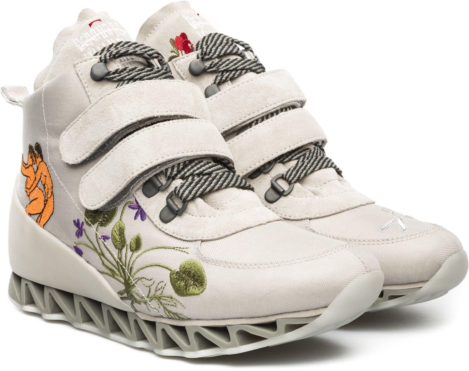 Bernhard Willhelm Camper US 9 Together Himalayan Sneakers 46839-001