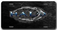 Halo License Plate Auto Tag/room Sign Play Station Xbox 360 Video Games