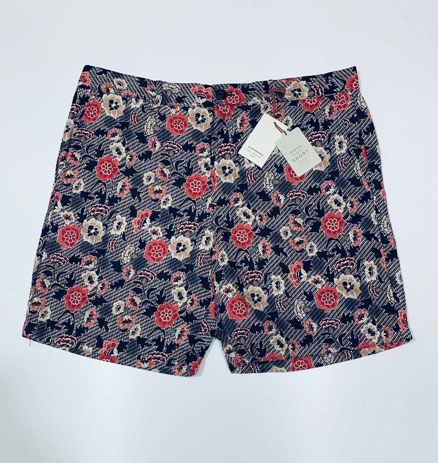 Club Monaco Shorts Baxter Slim Fit           RRP