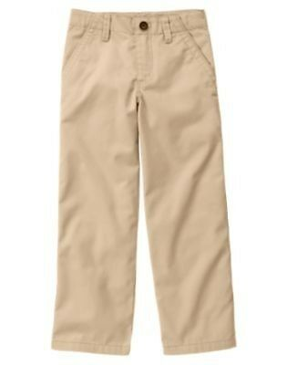 NWT Gymboree 10 12 UNIFORM SHOP School Khaki Pant Short Gray Hoodie Jacket Shirt