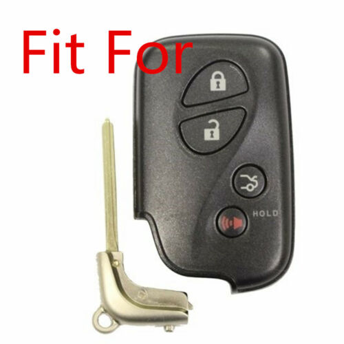 3pcs Fob Key cover for Smart Remote Lexus GS350 GS300 IS350 IS250 LS460 HYQ14AAB