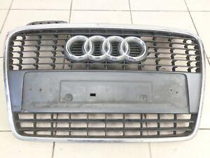Front-Grill-Radiator-Grill-M-Pdc-Ausschnitten-for-Audi-A4-8E-B7-04-08-Z