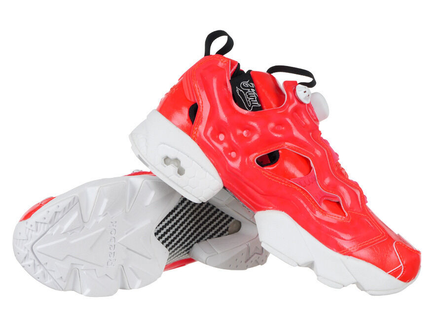 InstaPump Classic Reebok Overbranded Fury schuhe Turnschuhe