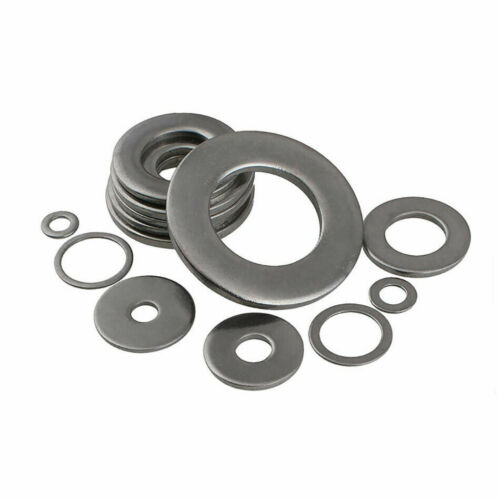 choose size Details about  /Flat Washer 316 Stainless Steel M2 M3 M4 M5 M6 M8-M24